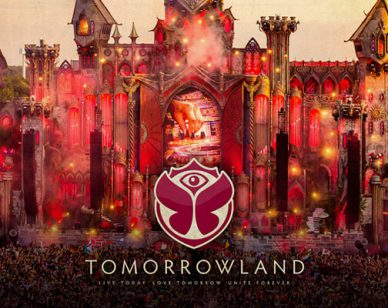 tomorrowland 2016 line up